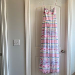 Jack by BB Dakota multicolor maxi dress